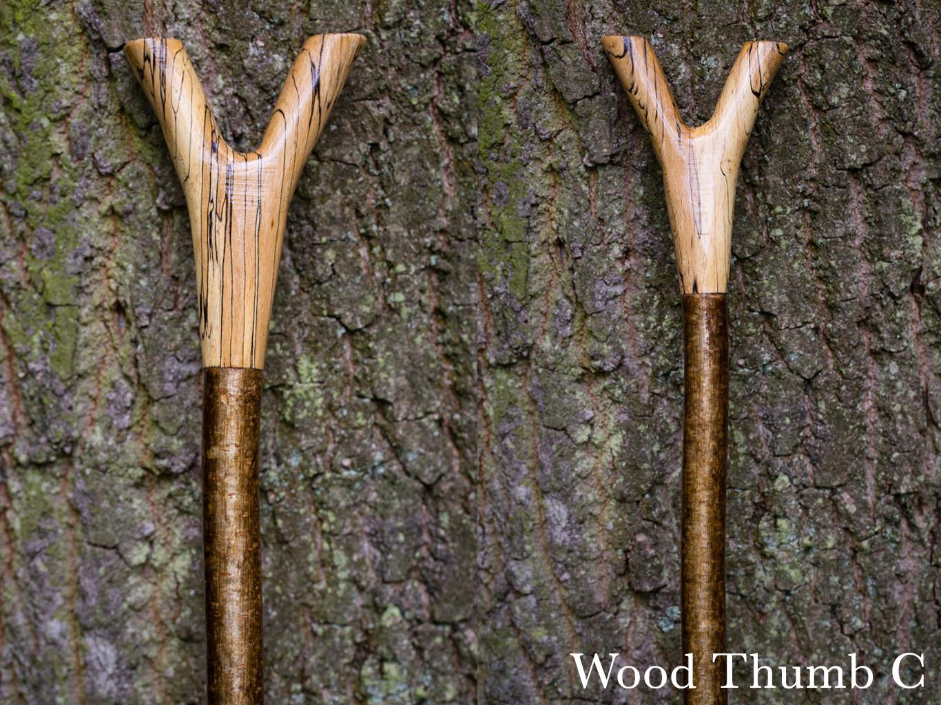 C Wood Thumb