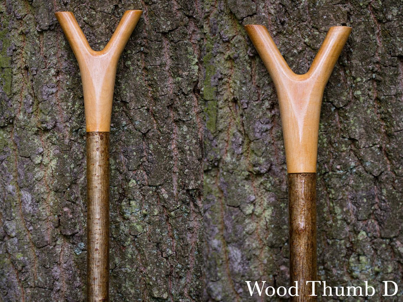 D Wood Thumb