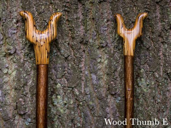 E Wood Thumb