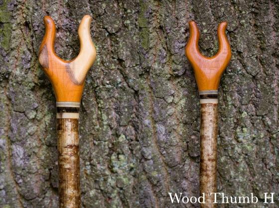 H Wood Thumb